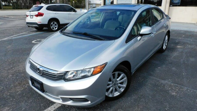 2012 Honda Civic EX w/ Navigation