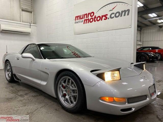 2003 Chevrolet Corvette Z06 Hardtop Coupe RWD