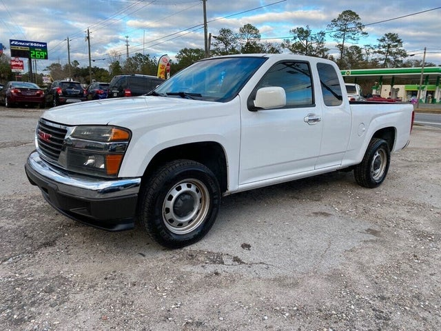 2011 GMC Canyon Work Truck Ext. Cab