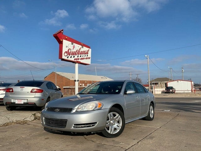2012 Chevrolet Impala LT FWD