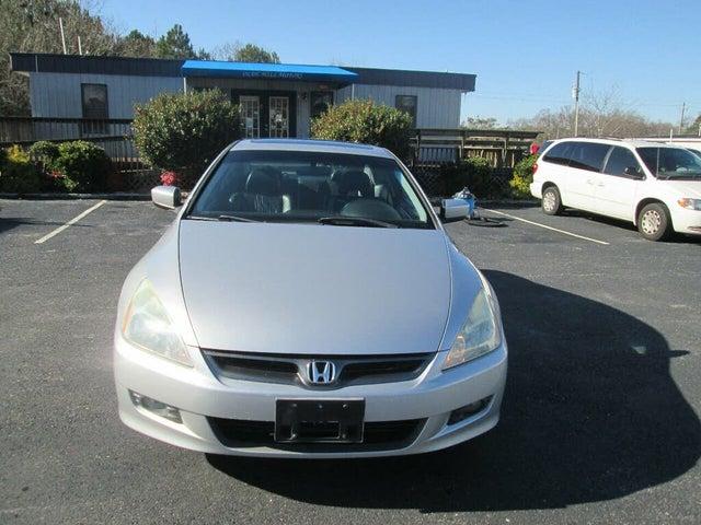 2006 Honda Accord Coupe EX V6