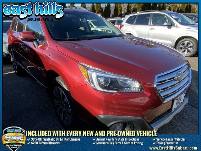 2017 Subaru Outback 3.6R Limited AWD