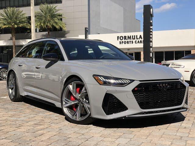 2021 Audi RS 6 Avant 4.0T quattro AWD