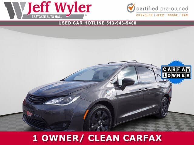 2019 Chrysler Pacifica Hybrid Touring Plus FWD