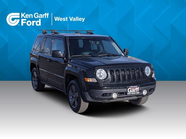 2016 Jeep Patriot Sport SE 4WD