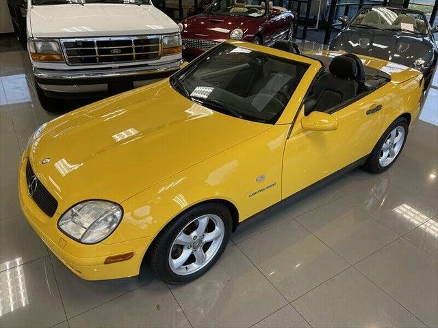 2000 Mercedes-Benz SLK-Class SLK 230 Supercharged
