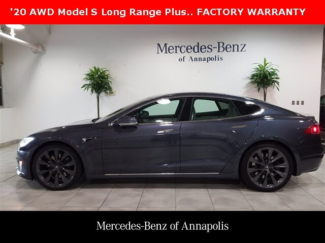 2020 Tesla Model S Long Range AWD