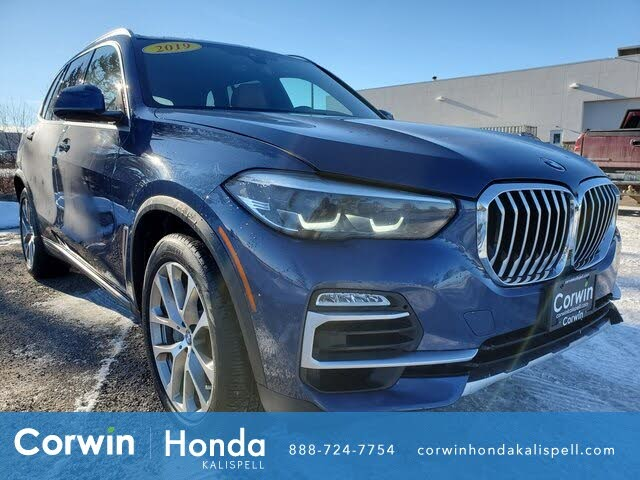 2019 BMW X5 xDrive50i AWD