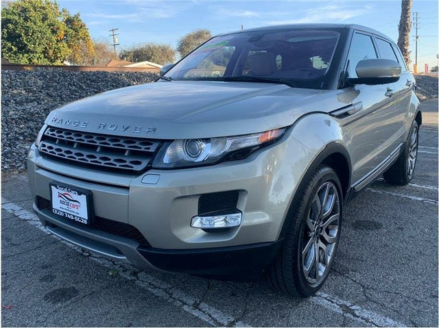 2012 Land Rover Range Rover Evoque Pure Plus Crossover AWD