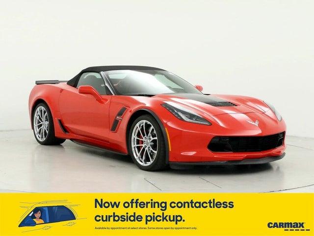 2017 Chevrolet Corvette Grand Sport 2LT Convertible RWD