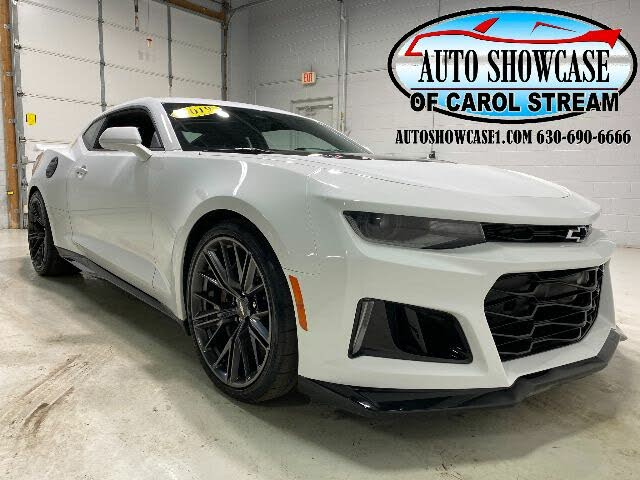 2019 Chevrolet Camaro ZL1 Coupe RWD