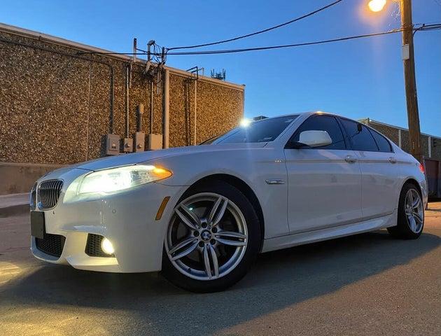 2013 BMW 5 Series 550i xDrive Sedan AWD