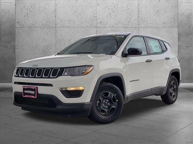 2021 Jeep Compass Sport FWD