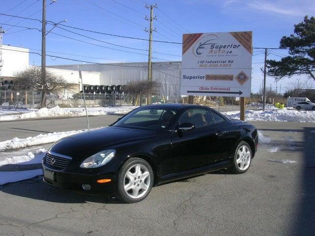 2005 Lexus SC 430 430 RWD