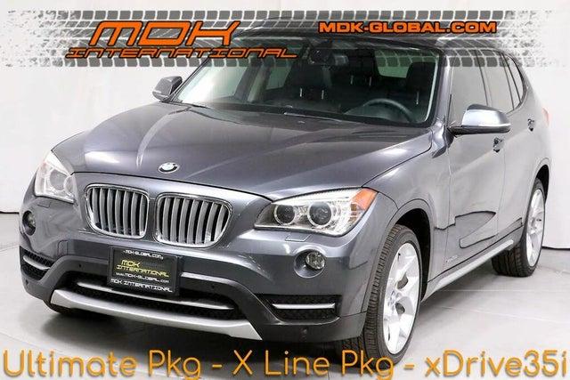2014 BMW X1 xDrive35i AWD