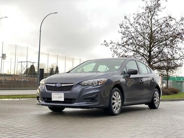 2017 Subaru Impreza 2.0i Convenience Sedan AWD