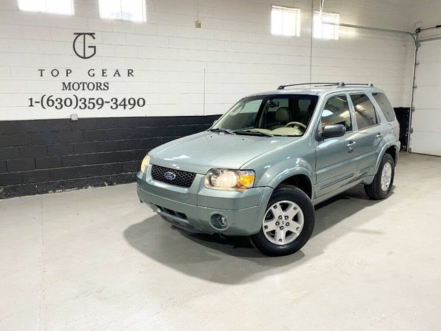 2006 Ford Escape Limited AWD