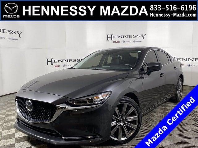 2020 Mazda MAZDA6 Grand Touring Reserve FWD