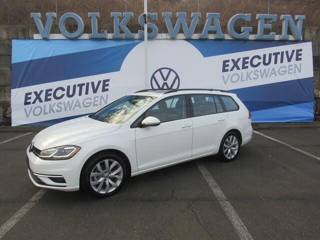 2019 Volkswagen Golf SportWagen 1.4T SE FWD