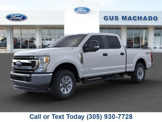 2021 Ford F-350 Super Duty XL Crew Cab 4WD