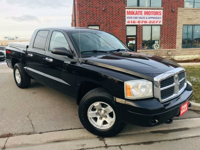 2006 Dodge Dakota ST Quad Cab RWD