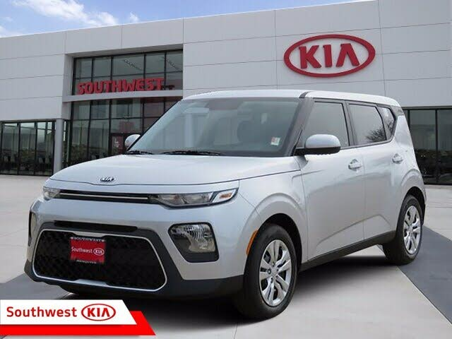 2020 Kia Soul LX FWD