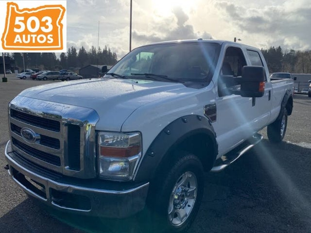 2010 Ford F-350 Super Duty XL Crew Cab 4WD