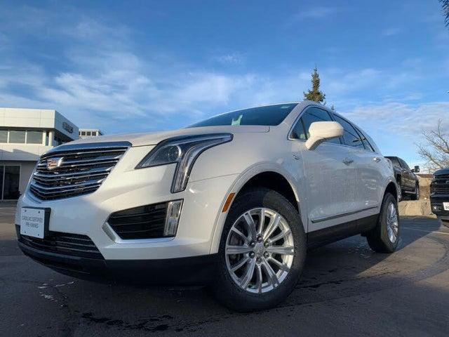 2018 Cadillac XT5 FWD
