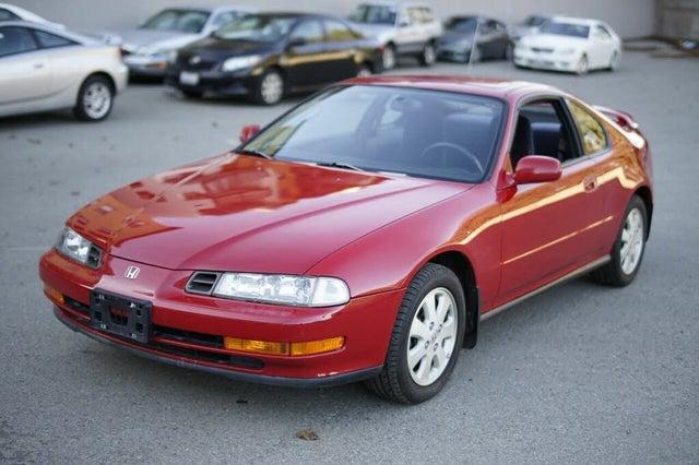 1992 Honda Prelude 2 Dr Si Coupe
