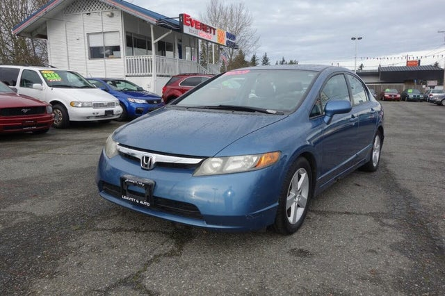 2006 Honda Civic EX with Navigation