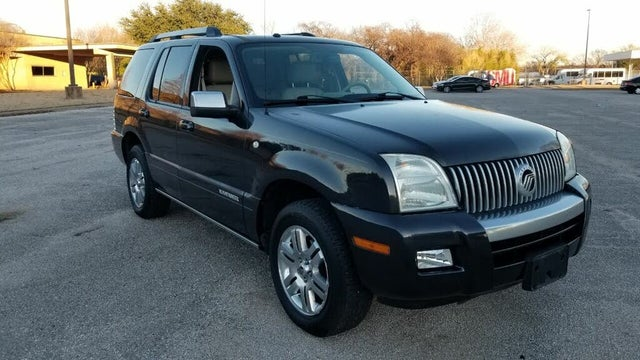 2007 Mercury Mountaineer V8 Premier RWD