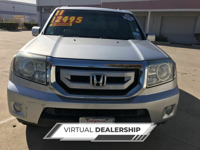 2011 Honda Pilot EX-L with Nav