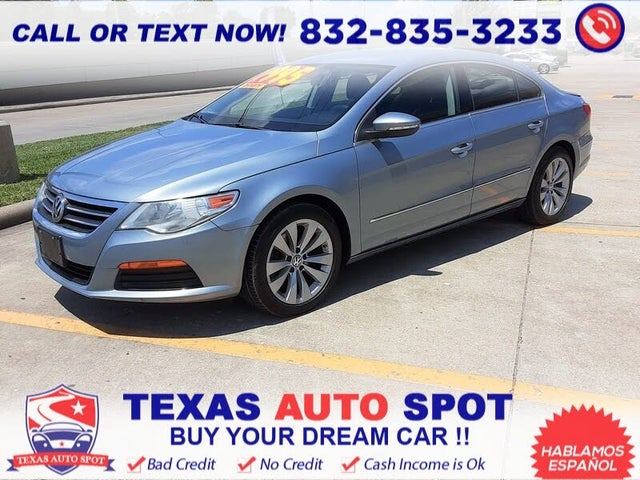 2012 Volkswagen CC VR6 Executive 4Motion AWD