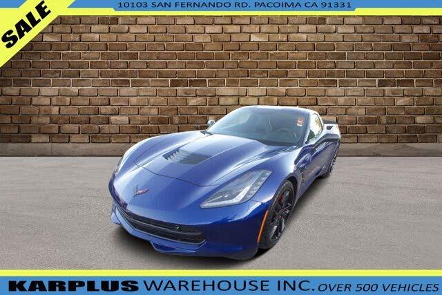 2016 Chevrolet Corvette Stingray Z51 3LT Coupe RWD