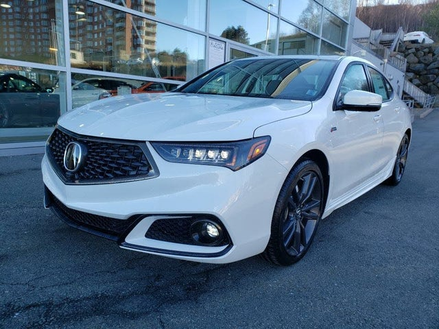 2020 Acura TLX V6 SH-AWD with Elite and A-Spec Package