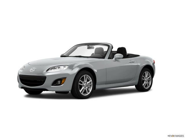 2009 Mazda MX-5 Miata Grand Touring Hardtop Convertible