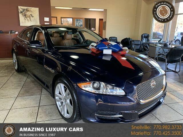 2015 Jaguar XJ-Series XJ AWD