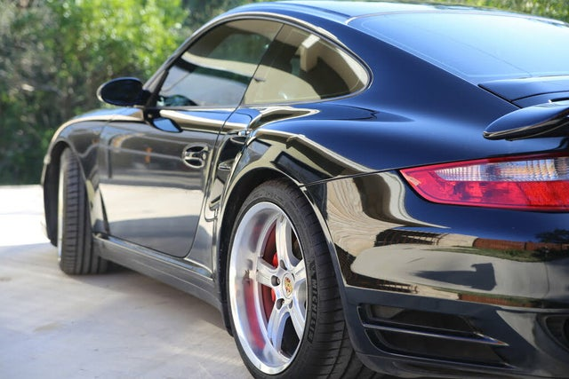 2008 Porsche 911 Turbo AWD