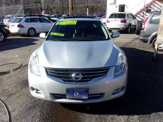 2010 Nissan Altima 2.5 SL