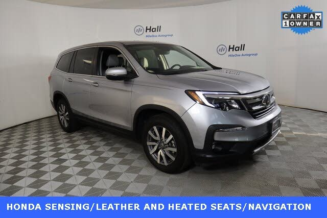 2019 Honda Pilot EX-L FWD with Navigation and RES