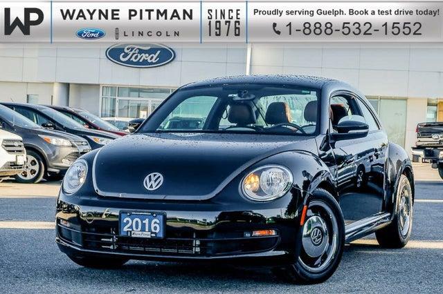 2016 Volkswagen Beetle Comfortline
