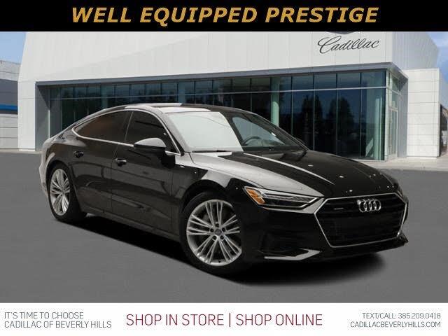 2019 Audi A7 3.0T quattro Prestige AWD