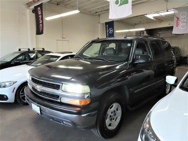 2005 Chevrolet Tahoe LT RWD