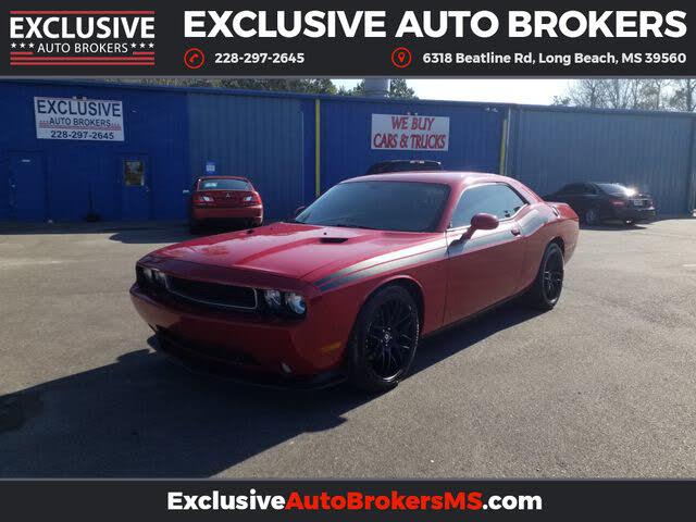 2014 Dodge Challenger R/T Classic RWD