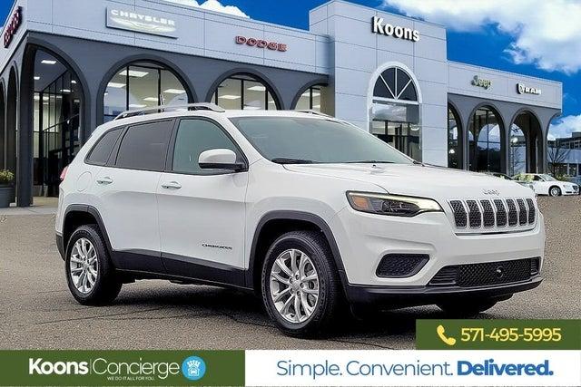 2021 Jeep Cherokee Latitude FWD