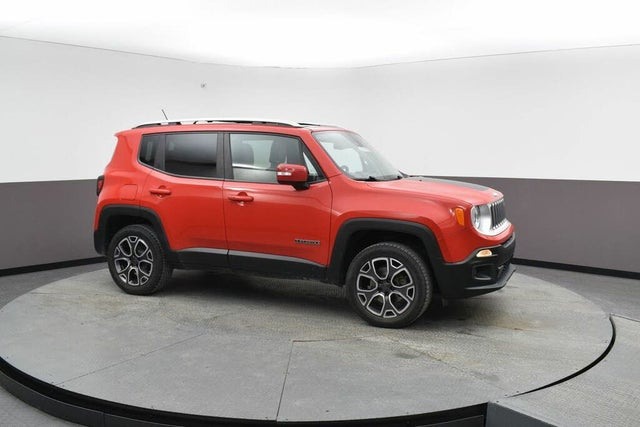 2015 Jeep Renegade Limited 4WD