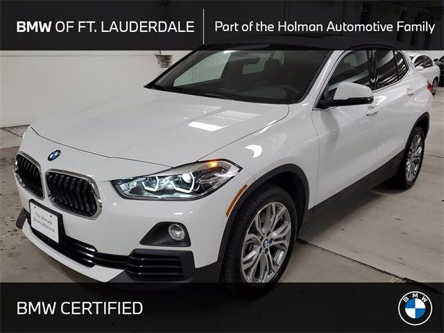 2018 BMW X2 xDrive28i AWD