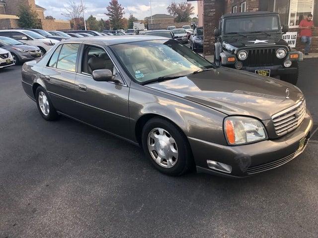 2002 Cadillac DeVille Sedan FWD