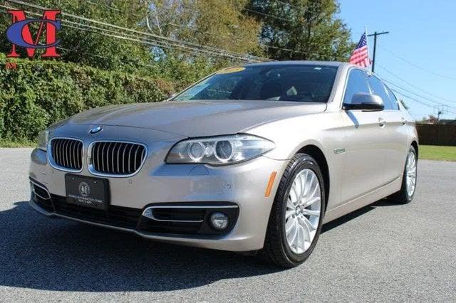 2015 BMW 5 Series 528i xDrive Sedan AWD