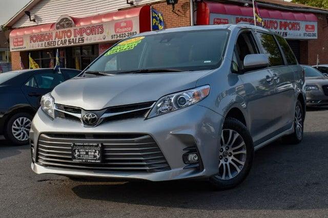 2020 Toyota Sienna XLE Premium 7-Passenger AWD